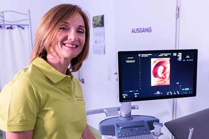 Schwangerschaftsbegleitung mit Frau Dr. med. Trippel